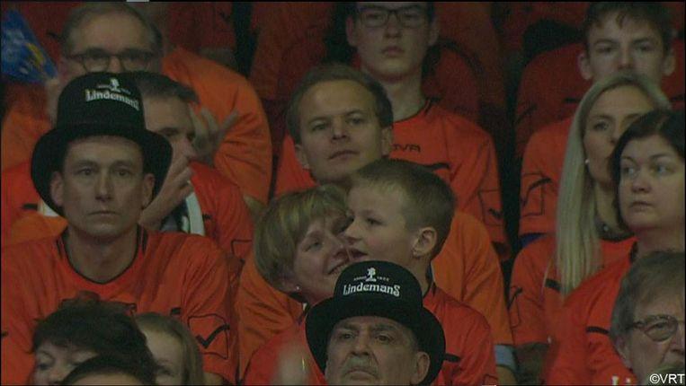 Bart Vertenten volleybal Aalst Roeselare