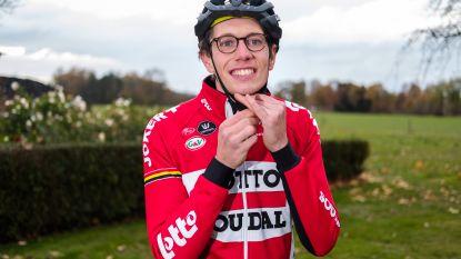 """Wielrenner Stig Broeckx (28) over zijn wonderbaarlijke revalidatie: """"Ze zeggen toch altijd: het leven is met vallen en opstaan, hé"""""""