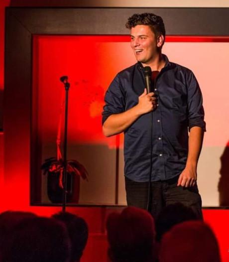 Muziekpodium Paradox af en toe ook een Stand-up Comedy Café