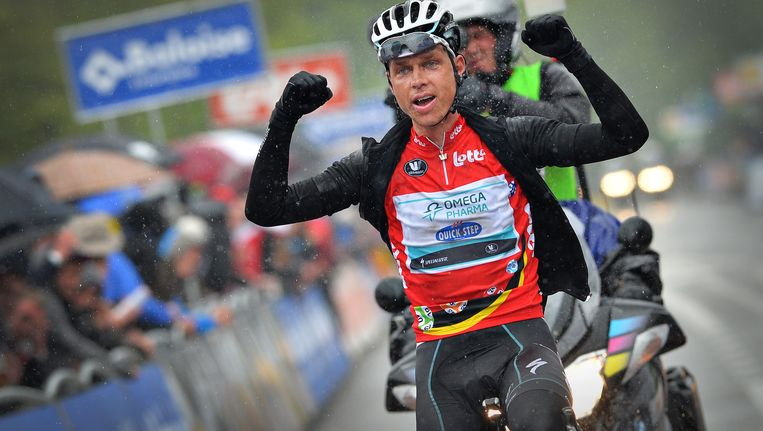 Tony Martin won de voorbije twee edities van de Ronde van België Beeld BELGA