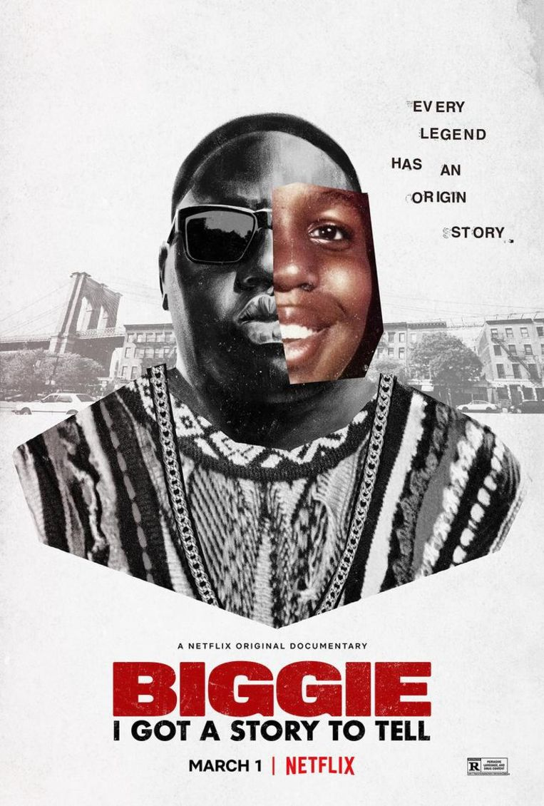 Biggie - I Got A Story To Tell/  Beeld K2 / Filmposter