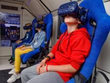 Tilburgse scholieren maken uitstapje naar de ruimte met de SpaceBuzz