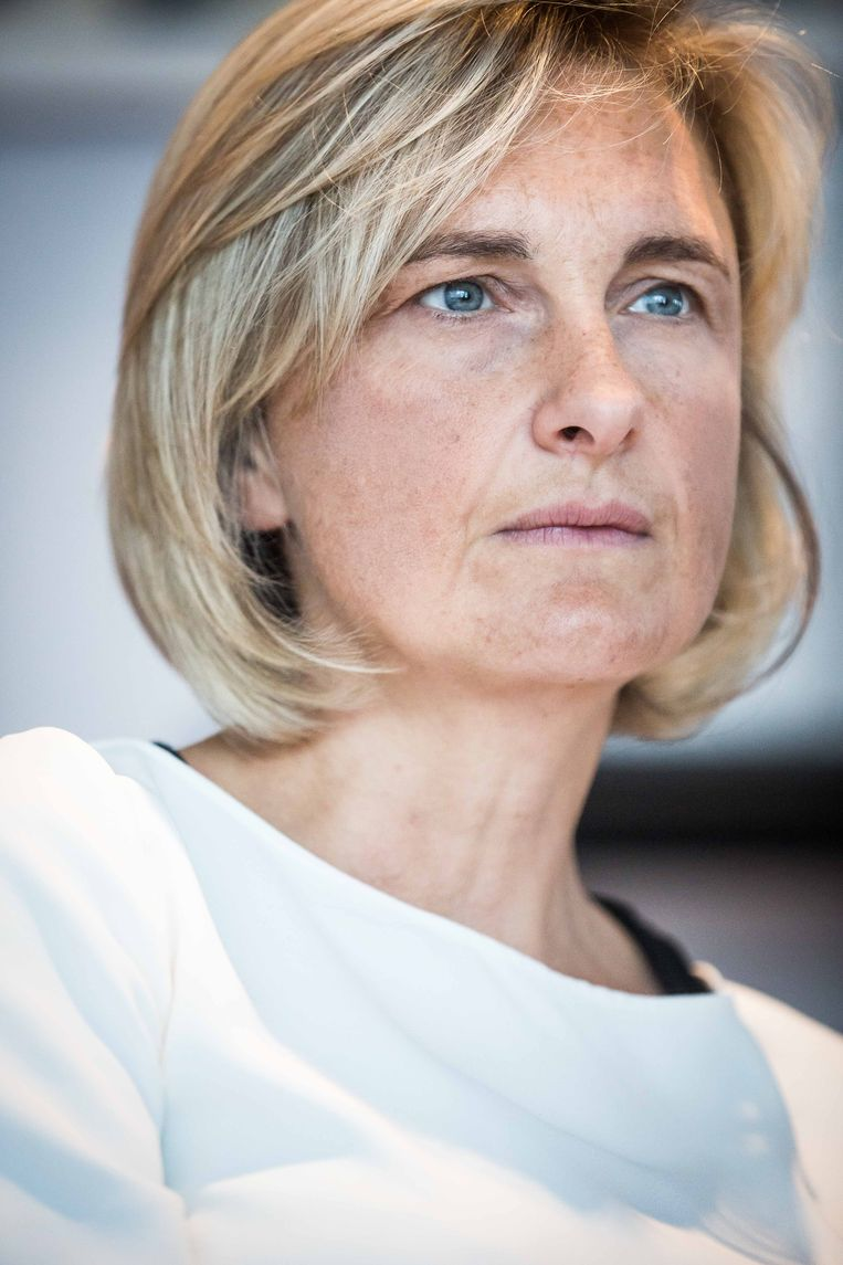 Vlaams Minister van Onderwijs Hilde Crevits. Beeld Bas Bogaerts