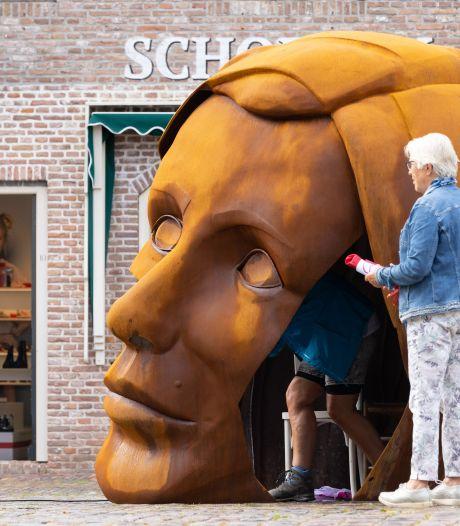 Eerste Art Festival Heusden verovert hart en hoofd(en)
