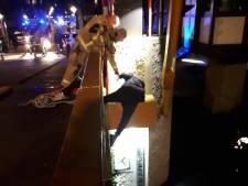 Omstander redt drenkeling met stuk touw
