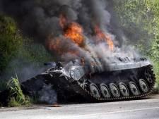 Côte d'Ivoire: les Français ont détruit une quinzaine de blindés et canons