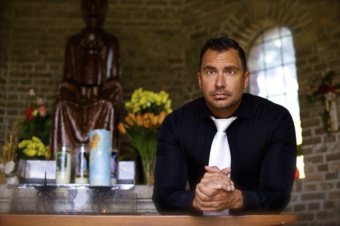 Cabaretier Guido Weijers. Foto: Loens Media