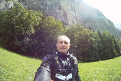 Britse basejumper komt om na sprong van 2,9 km hoge berg in Dolomieten
