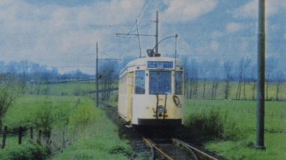 Natuurlab krijgt plaats in... oude tram
