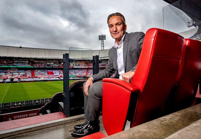 Feyenoord-directeur Mark Koevermans.