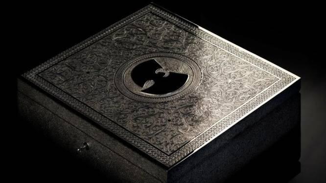 Un groupe de collectionneurs a acquis l'album unique du Wu-Tang Clan et veut le partager