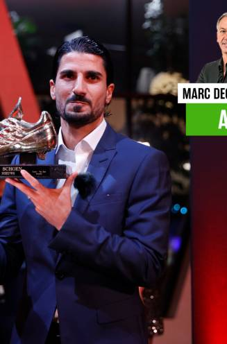 """Onze huisanalist Marc Degryse is blij met Refaelov als winnaar: """"Een stilist als Gouden Schoen, mooier kan toch niet?"""""""