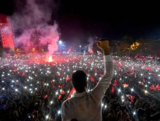Partij van president Erdogan lijdt historische nederlaag in Istanboel