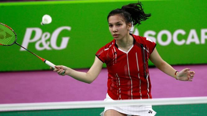 Lianne Tan bereikt halve finales in Kharkiv