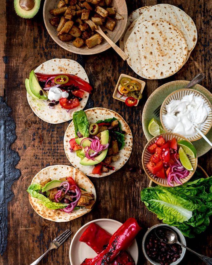 Vegetarisch of veganistisch eten kan door bijvoorbeeld deel te nemen aan de Challenge in maart.