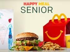 """McDonald's propose un """"Happy Meal"""" pour les grands-parents en Suède"""
