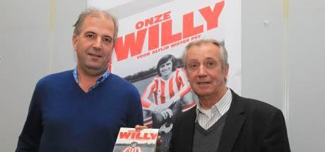 Willy van der Kuijlen was de volksheld van PSV, die het liefst op vakantie ging op een camping in Kerkdriel