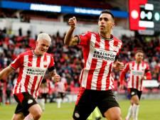 Eran Zahavi geniet van zijn kennismaking met het PSV-publiek: 'Eindelijk, zeiden we tegen elkaar'