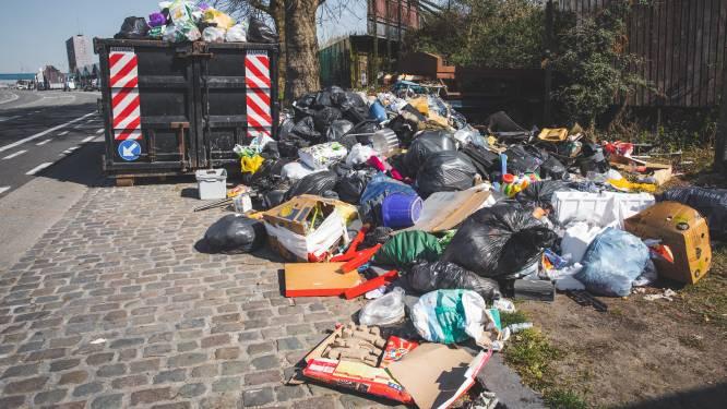 Hoeveelheid sluikstort in Gent blijft stijgen: 995 ton opgeruimd in 2020