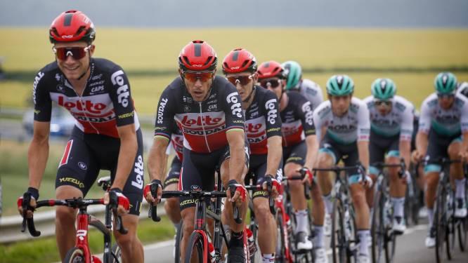 KOERS KORT. Lotto-Soudal verschijnt met vijf Belgen aan de start van de Ronde van Frankrijk - Israel Start-Up Nation trekt naar de Tour met Froome als wegkapitein