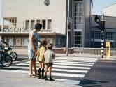 Zo Hongaars waren we in de jaren 60: wachten tot het mannetje groen is, nu heb je het homoverkeerslicht