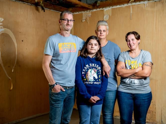 """Cindy (45) neemt zieke ex-man in huis dat ze wil ombouwen tot kangoeroewoning: """"Zoveel mogelijk tijd met de kinderen doorbrengen"""""""