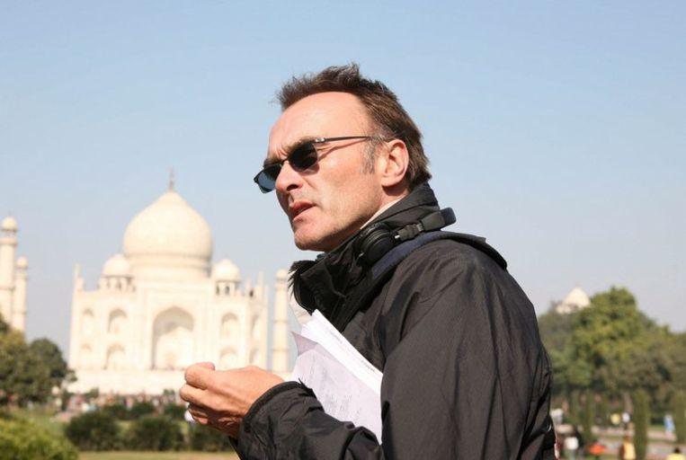 Regisseur Danny Boyle (foto) is met zijn film Slumdog millionaire zeven keer onderscheiden. Foto EPA Beeld