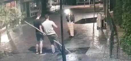 Twee jongens melden zich bij politie na slopen boom in centrum Geldermalsen