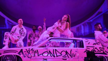 Popprinses verveelt geen minuut: dit was Ariana Grande in het Sportpaleis