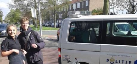 Politie waarschuwt scooterdief: 'Voordat je besluit aangifte te doen'