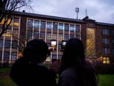 Dankzij de conciërge heeft deze school een Eurovisie-lichtinstallatie: 'Accepteer elkaars verschillen'