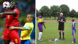 """""""Het had verboden moeten zijn dat Lukaku meespeelde tegen Brazilië"""""""