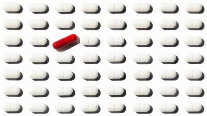 Een Belg op de tien slikt zware pijnstillers