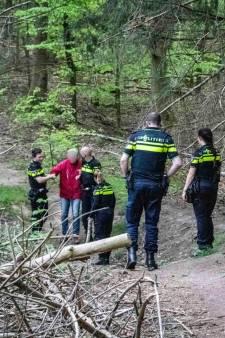 Massale zoekactie naar vermiste man in bossen bij De Steeg