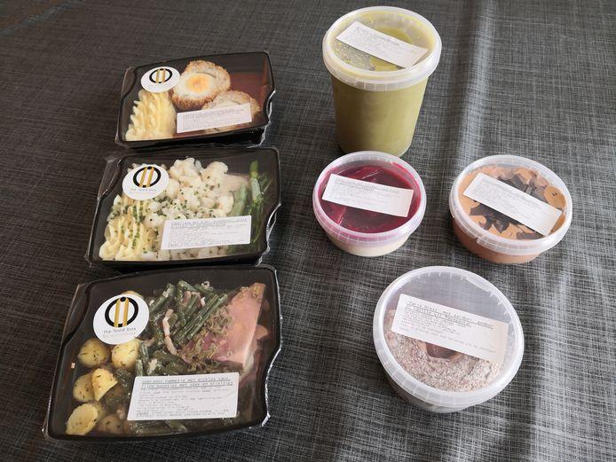 Zo komen de gerechten uit de Foodbox van Notarishuys.
