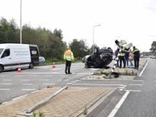 Twee automobilisten botsen in Doetinchem, één gewonde