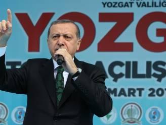 Turkse president Erdogan haalt hard uit naar België