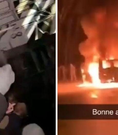 Une rave party sauvage à Rennes rassemble 2.500 fêtards, trois policiers blessés