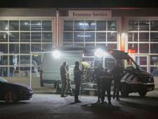 Geen explosieve stof in garage Wageningen, daders zonder buit gevlucht