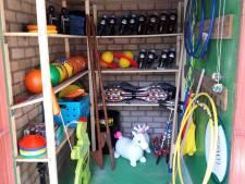 Kinderen Mariëndaal kunnen skates en ballen lenen bij sportbieb