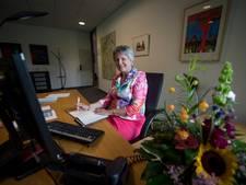 Annelies van der Kolk begonnen als burgemeester Twenterand