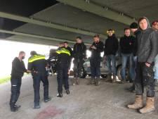 Kamper jongeren die boete van 1000 euro boven het hoofd hangt: 'We waren nooit van plan om auto's in de fik te steken'