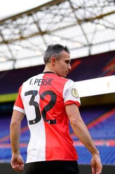Robin van Persie geeft Feyenoord nu al kleur en allure