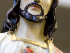Graf apostel Jezus in Turkse ongeopende tombe
