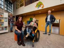 Klas voor kinderen met meervoudige beperking: 'Maas kan straks naar een normale school'
