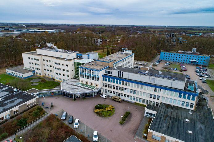 Antonius Zorggroep maakte vorig jaar bekend dat zij de polikliniek van de MC Groep in Emmeloord (foto) overnemen.