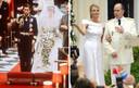 Charles en Diana trouwden in 1981, Charlene en Albert van Monaco 30 jaar later