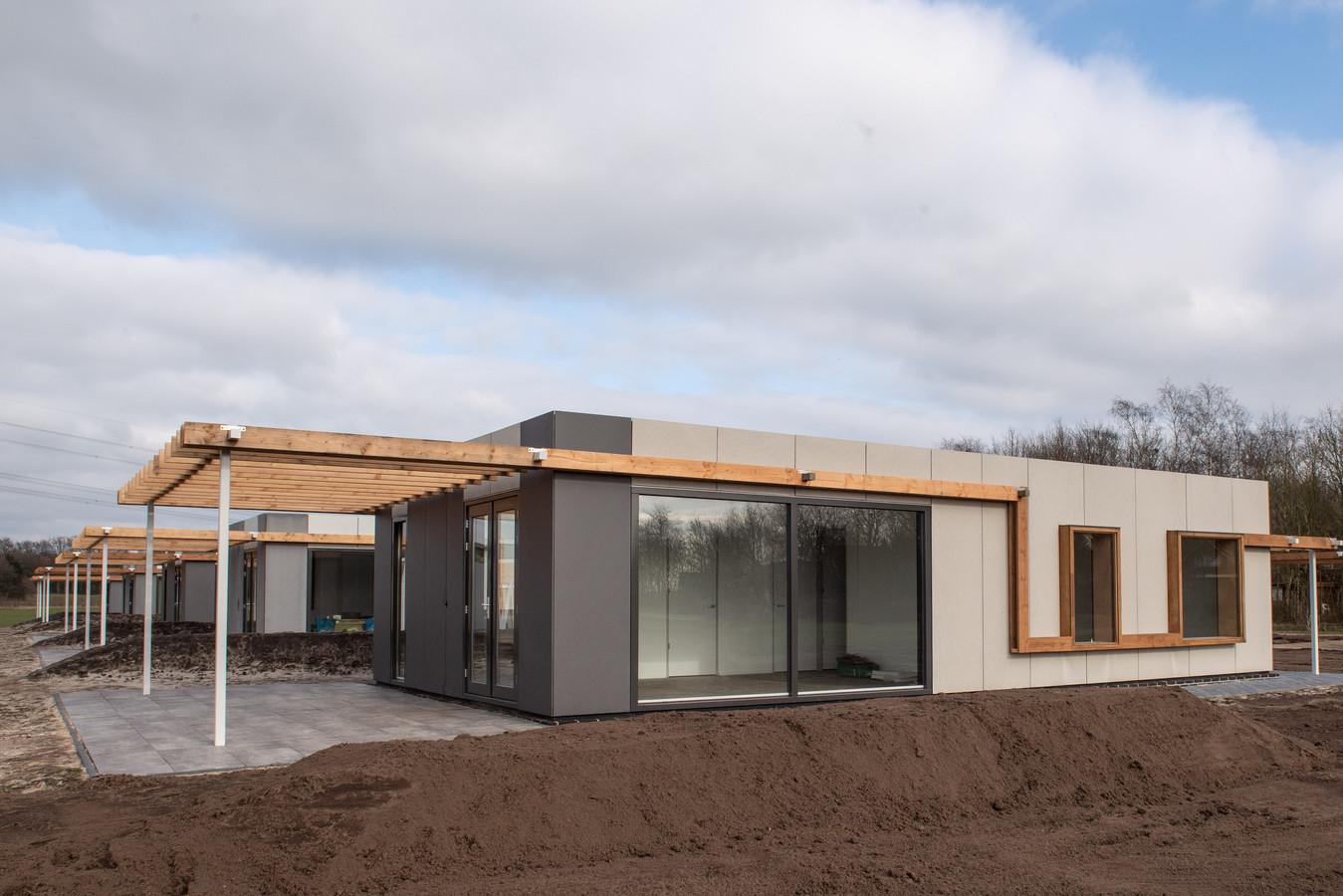 In 2019 werd het bungalowpark uitgebreid met nieuwe huisjes.