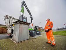 Containers in Schermerhoek maken afval scheiden makkelijk