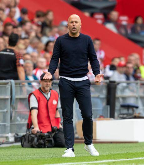 Arne Slot schittert in toppers: vijf zeges en doelsaldo van 14-0